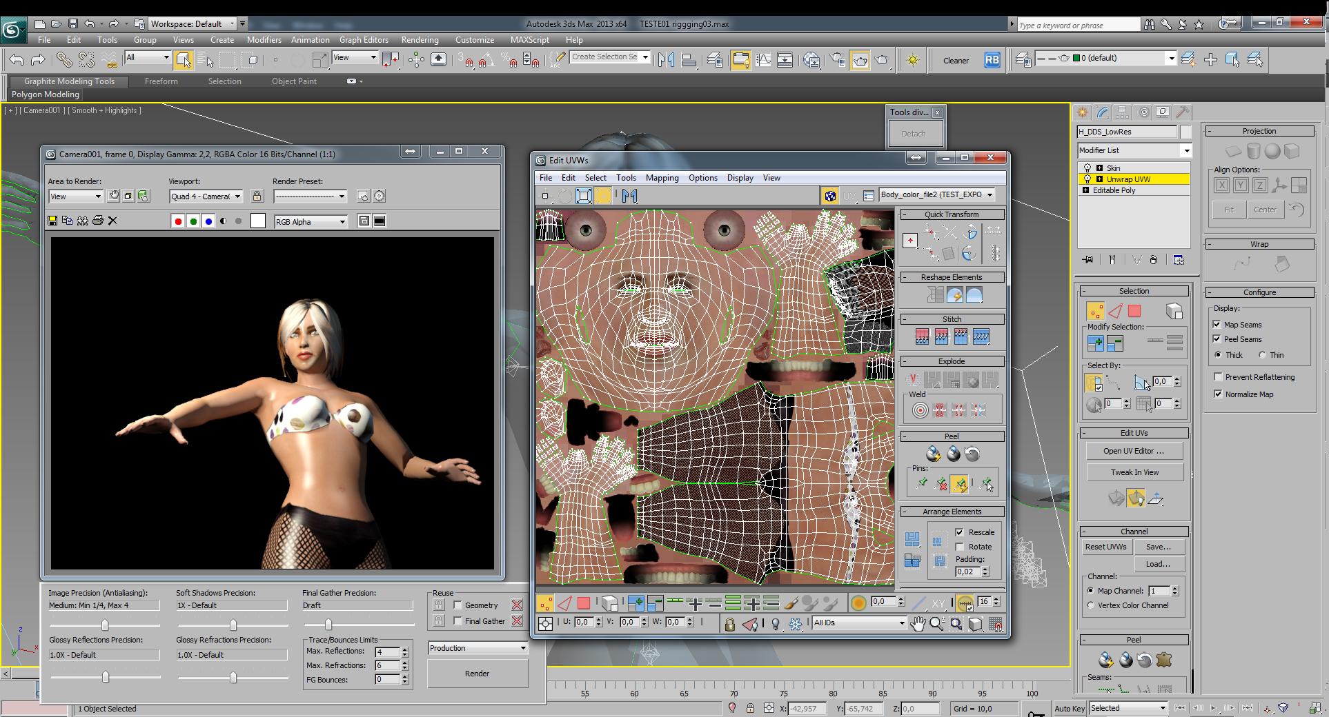 Autodesk Character Generator O Gerador De Personagens On